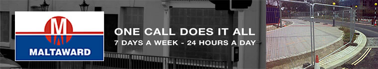 Fence for hire - one call does it all - 7 days a week, 24 hours a day